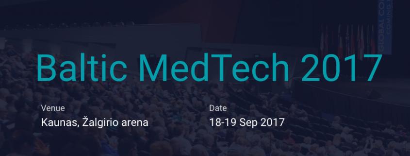 Baltic MedTech 2017
